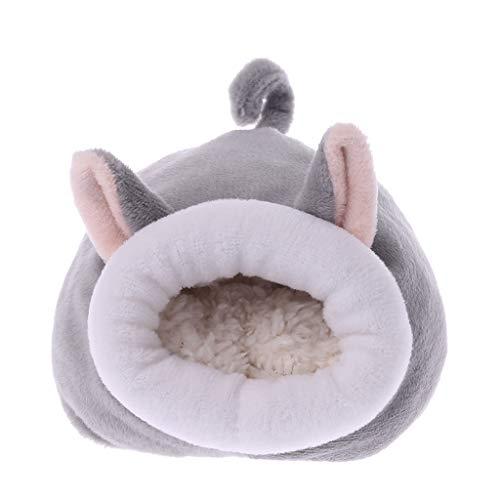 changzhou Carino Design Animale Criceto Amaca Piccolo Animale Domestico Ratto Letto Letto Gabbia casa Calda 2