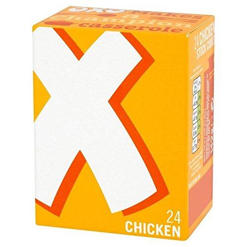 Oxo pollo Stock Cubi x 60 379g
