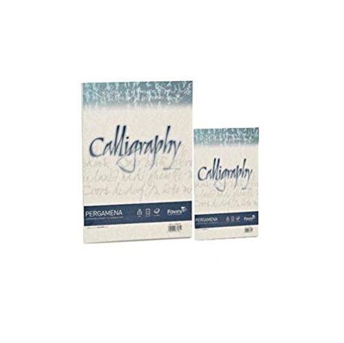 Carta Favini Calligraphy 50 fogli A4 190Gr 10 perla [A694084]