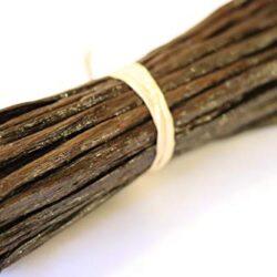 Native Vanilla – Vaniglia Tahitiana di grado A – baccelli freschi gourmet (10 bacche) – confezione premium