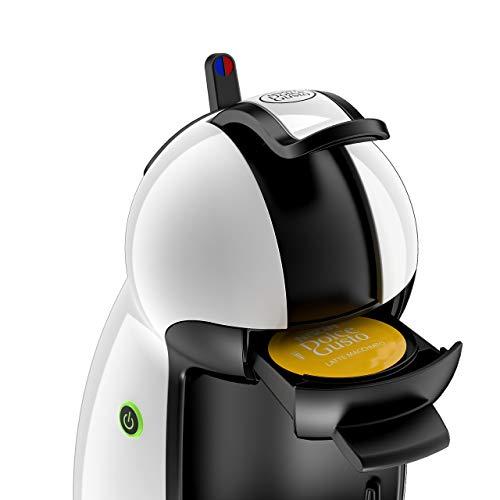 De'Longhi EDG100.W Macchina per caffè Espresso e Altre Bevande in Capsula, 1460 W, 1 Cups, Plastica, Bianco 6
