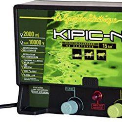 Creb KIPIC – Elettrificatore, 24,5 x 16,5 cm, Colore Verde/Nero