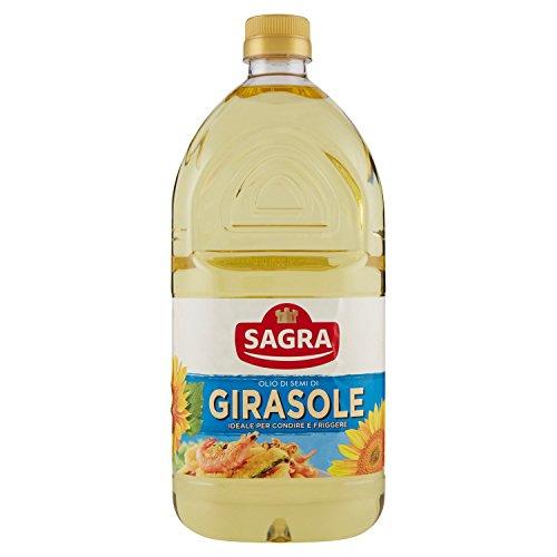 Sagra Olio di Semi di Girasole – 2 Litri