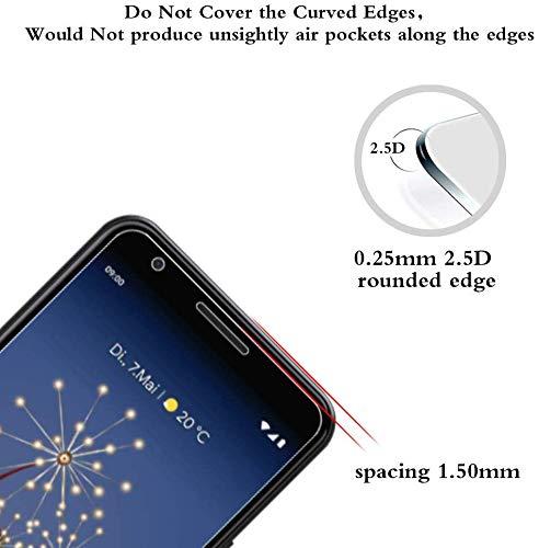 NBKASE Pellicole Protettive per Samsung Galaxy S7, [2 Pezzi]Alta Definizione Protezione Schermo Vetro Temperato Screen Protector per Galaxy S7 5