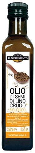 Probios Olio di Semi di Lino – 250 ml