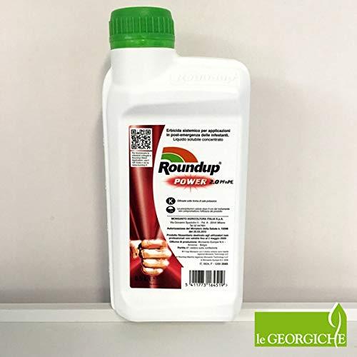 Diserbante erbicida azione totale – Roundup power 2.0 [500 ml]