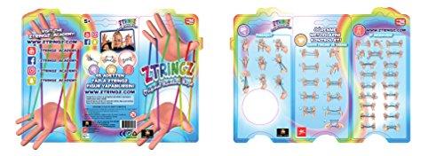 Grandi Giochi- Ztringz Original Rainbow Rope, 00244 4