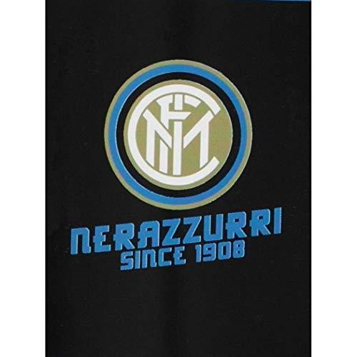 CALDO PLAID ARREDO MICRO PILE PELUCHES Juventus Inter Milan Roma COPERTA ORIGINALE cm 120 x 150 (Inter) 2