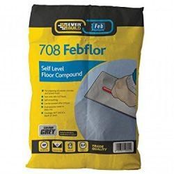 Everbuild SELF20 708 – Autolivellante rapido a base di cemento, 20 kg 2