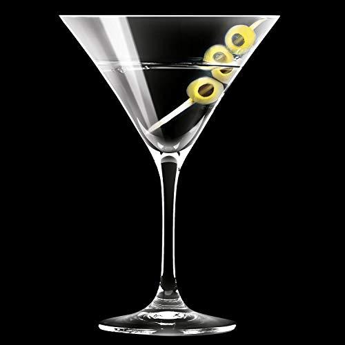 Krosno Bicchieri Cocktail Martini Bar Vetro Coppa   Set di 6   150 ML   Elite Collection   Ideale per la casa, Ristorante Feste e Ricevimenti   Adatto alla Lavastoviglie e Forno a Microonde 7