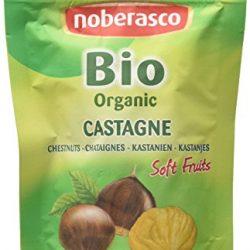 Noberasco 00207 Viva la Castagna -100g  cartoncino da 12 pezzi- Origine Italiana- Morbide, Subito Pronte