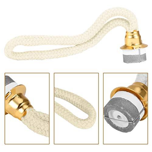 Triamisu Stoppino di ricambio per lampada ad olio profumato?rimozione dell'odore deumidificazione 7
