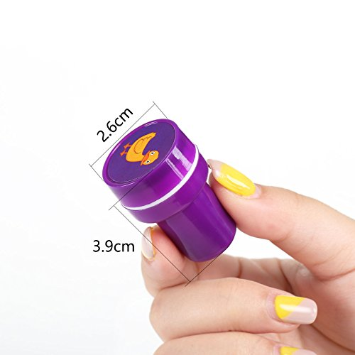 Tamponi di inchiostro per impronte e impronte neonato, Inchiostro per impronte di mani e piedi per bambini, Kit impronte bambini Inchiostro, Tampone di inchiostro di mani 4