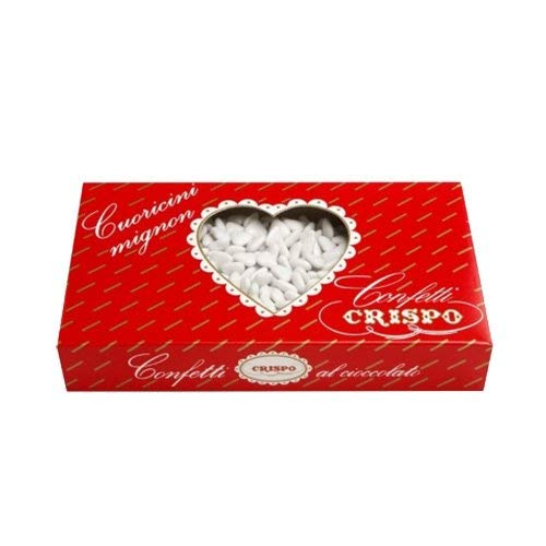 Gangemi Cuoricini – Confetti Couricini al Cioccolato – 1000 g – Celeste