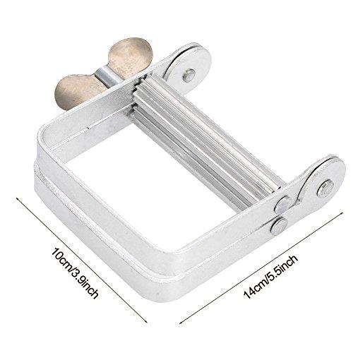 Yotown Metallo del tubo di dentifricio squeezer, tubi per dentifricio cursore per la stampa quetsch 6