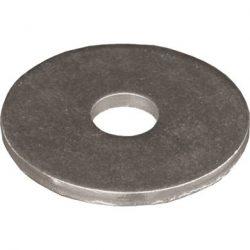 RONDELLA PIANA FASCIA LARGA 4VOLTE DIAMETRO mm.6,4x24x1,6 – 1000Pz