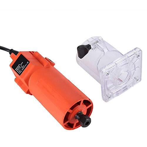 Trimmer per router elettrico, intaglio del legno Trimmer per legno elettrico con incisione Trimmer elettrico con 15 punte per router Tritacarne elettrico Trimmer per legno elettrico(#1) 9
