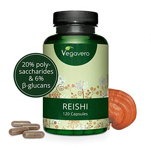 Maitake 650mg (Grifola frondosa) – vegan e naturale – senza stearato di magnesio – 120 capsule