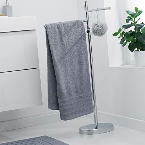 AmazonBasics Everyday teli e asciugamani bagno