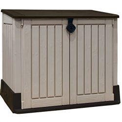 Keter – Porta Attrezzi Store It Out Midi Beige In Resina 130x74x110 cm