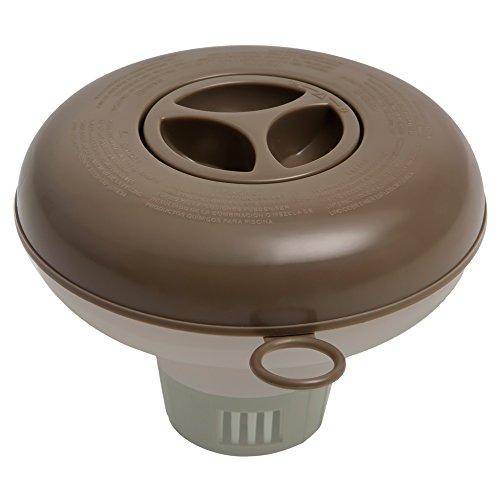 Intex 29042 Dispenser Cloro per Spa, Beige, 6.35 x 14.6 x 12.7 cm 2