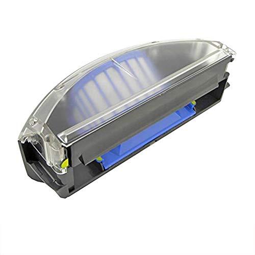 DishyKooker – Filtro per bidone della Polvere per i-Robot Roomba 500/600 Series 529 595 650 2