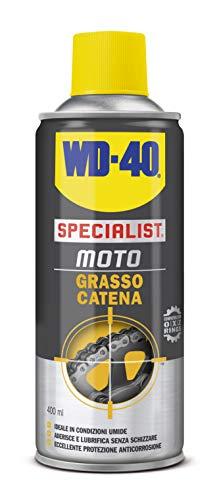 WD-40 Specialist Moto – Grasso Catena Moto Spray – 400 ml