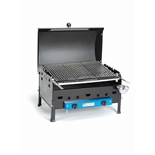 Barbecue a Gas Ferraboli Ibiza Griglia Inox 58x55x69 gpl