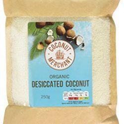 Noce di Cocco Essiccata biologica Coconut Merchant 250g 2