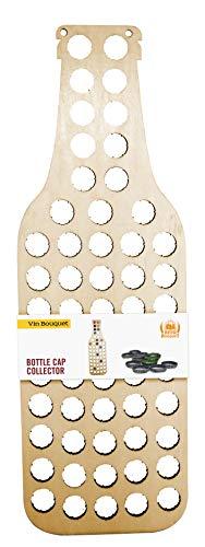 Vin Bouquet FIC 380 tappi di bottiglia da collezione, marrone 4