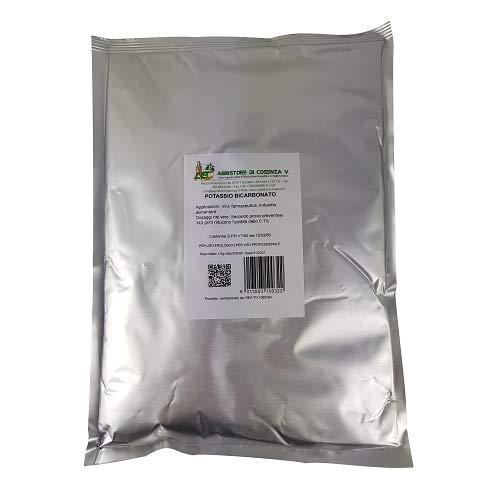 Bicarbonato di Potassio 1 kg disacidificante per Vino
