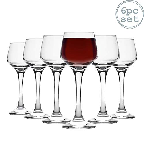 Argon Tableware Bicchiere da Sherry/liquore – in Vetro – 80 ml – 6 Pezzi 2