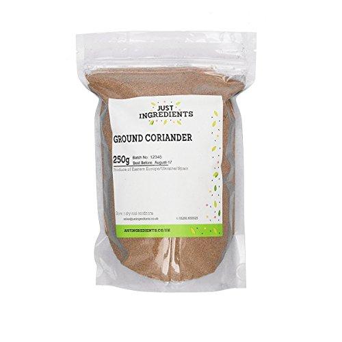 Polvere di Seme di coriandolo, 16g: Zest & Zing Premium Spezie