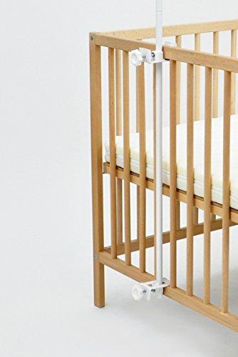 Supporto baldacchino per lettino neonato bambino 3