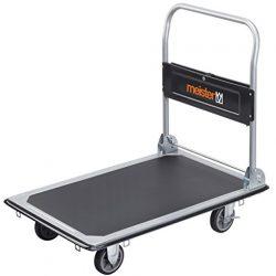 Meister Carrello trasportatore, portata massima 300 kg, pieghevole – 8985540