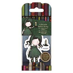 Santoro Gorjuss Stamp Timbro, Multicolore, Taglia Unica