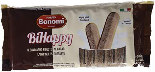 Bonomi Savoiardi Cacao – 200 gr