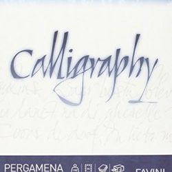 Favini A69Q084 Calligraphy Pergamena Liscio