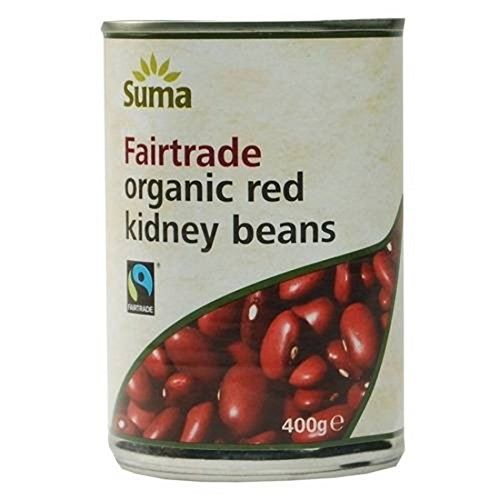 Bond Uelle Kidney fagioli, 12pezzi (12x barattolo da 425ml) 2