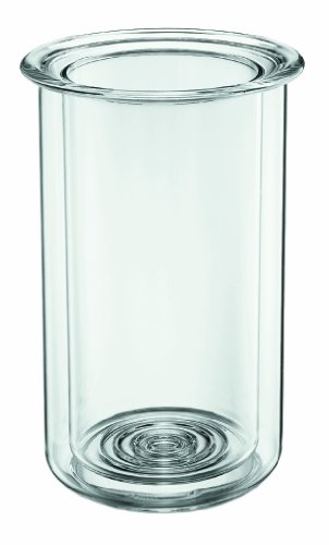 VINENCO Refrigeratore per Vino Tagliacapsula e Stopper Premium – Raffredda Bottiglia Attiva 3 in 1 con Decanter, beccuccio Anti-Goccia e Asta di Raffreddamento in Acciaio Inox