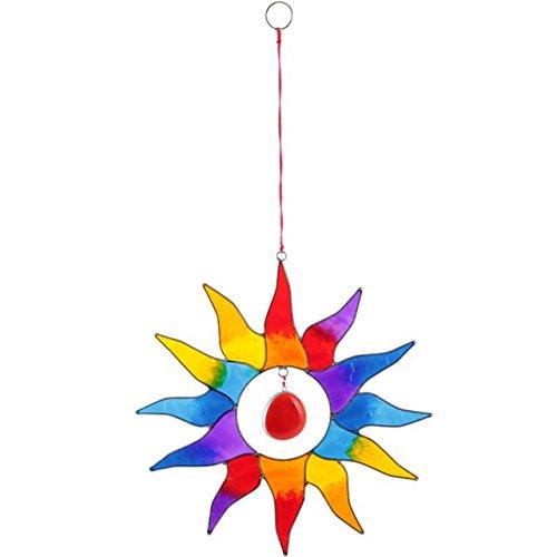 Jones Home and Gift – Acchiappasole, Multicolore, 32 cm