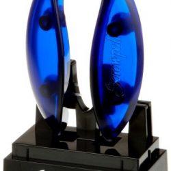 LE CREUSET FC110 Tagliacapsule-Blu, Plastic