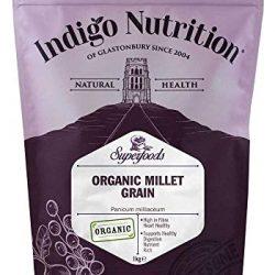 Indigo Herbs Grano Miglio Biologico 1kg