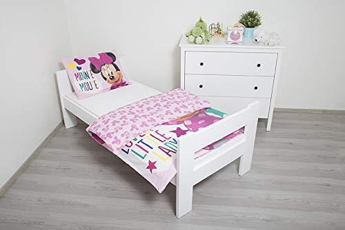 Jerry Fabrics, Set di Biancheria da Letto per Bambini, in Cotone, Multicolore, Dimensioni 40 x 60 + 100 x 135 cm 3