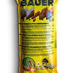 BAUER PolyCem – Cemento Polimerico Pronto all'Uso, 2 kg
