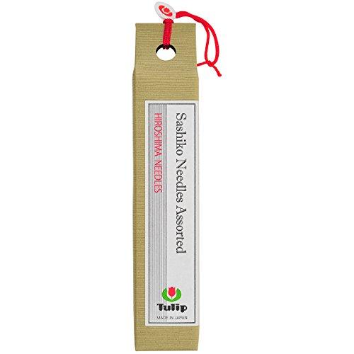 Sewline Tulip – Aghi Lunghi per sashiko, Confezione da 6 Pezzi 2