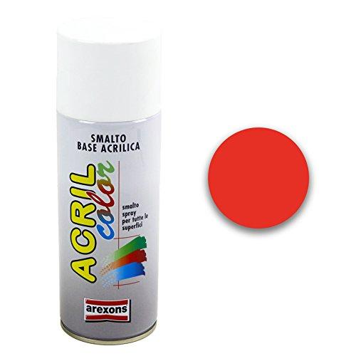 Arexons RXS102 3940 Acrilcolor RAL 2002, Arancio, 400 ml