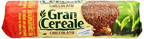 Gran Cereale Biscotti Gran Cereale Croccante con Riso, Ricchi di Fibra e Fosforo – 230 g