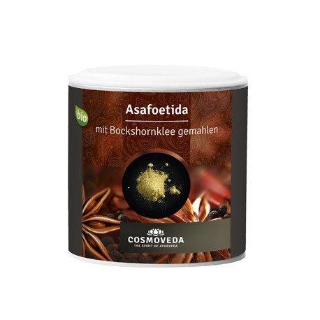 Asafoetida – Assafetida spezia in polvere grattugiata, pacchetto richiudibile 44g