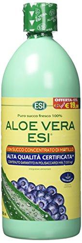 Promo Aloe Power Juice: 3 Succhi Aloe Vera 96%, Vit. C e E + Potassio e Magnesio